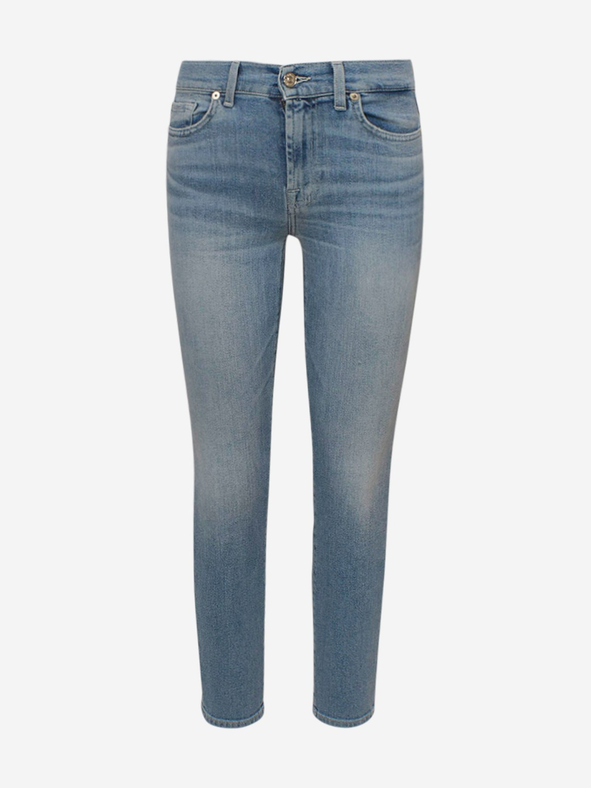 7 For All Mankind Jeans JEANS ROXANNE AZZURRI