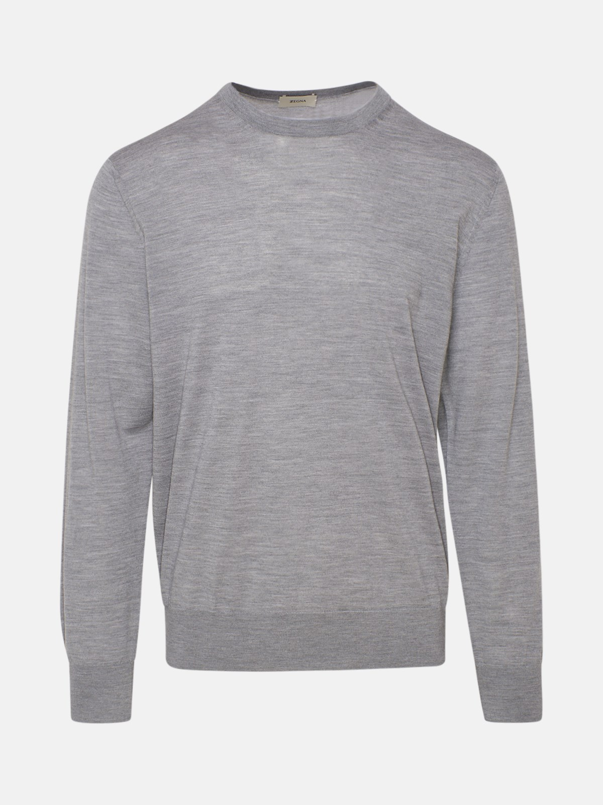 Z Zegna GREY SWEATER