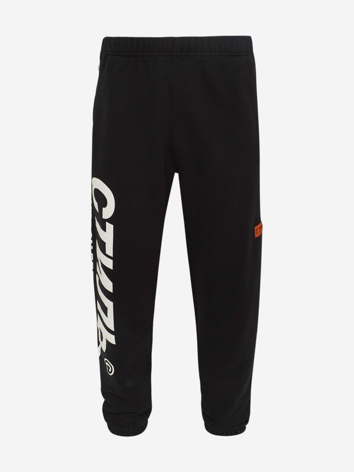 Heron Preston BLACK PANTS