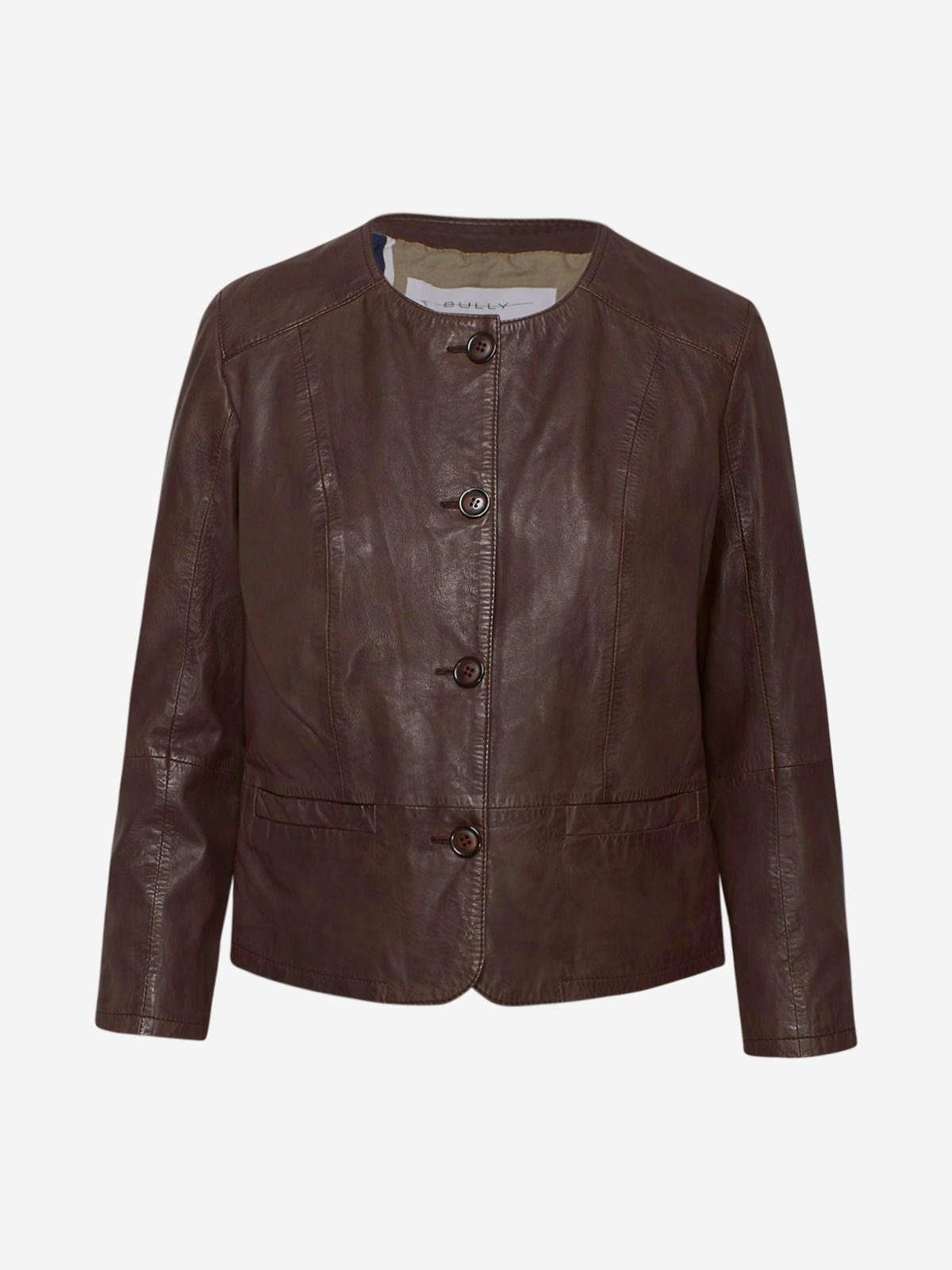 Bully Clothing BROWN JACKET