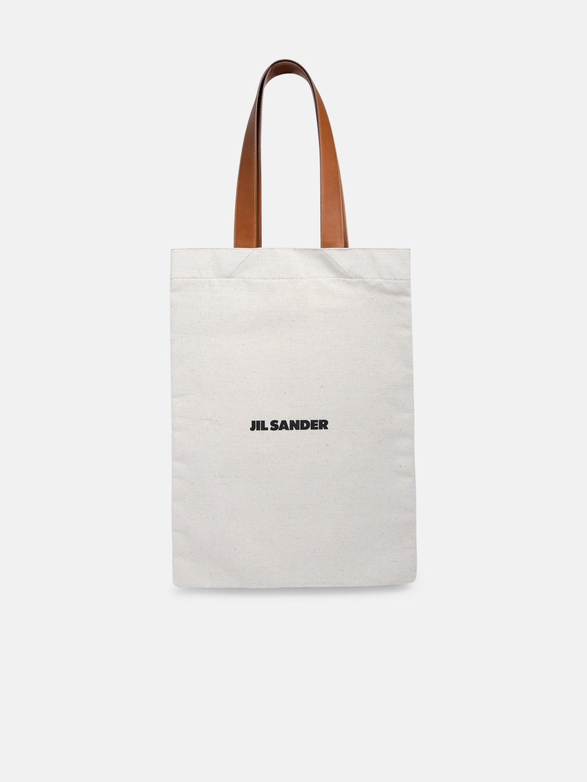 Jil Sander BEIGE LARGE SHOPPER BAG