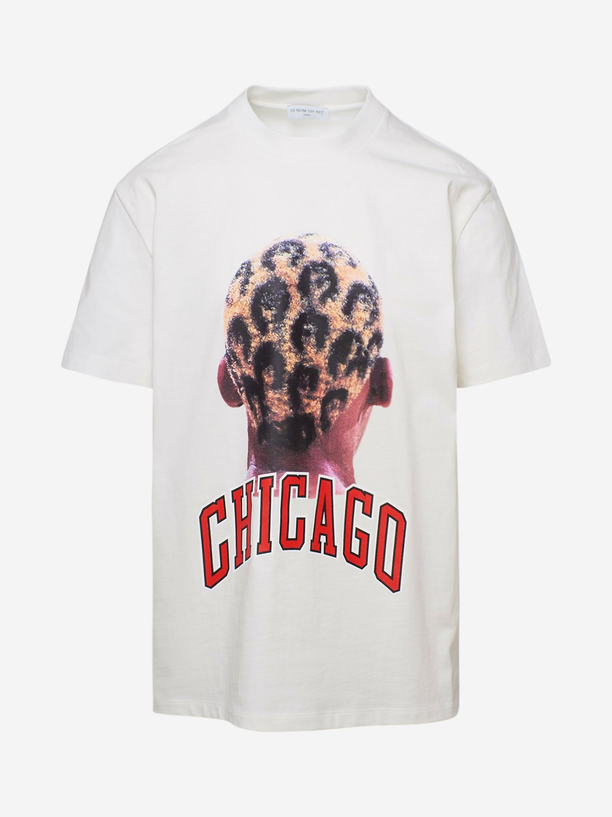 Ih Nom Uh Nit T-shirts T-SHIRT CHICAGO BIANCA