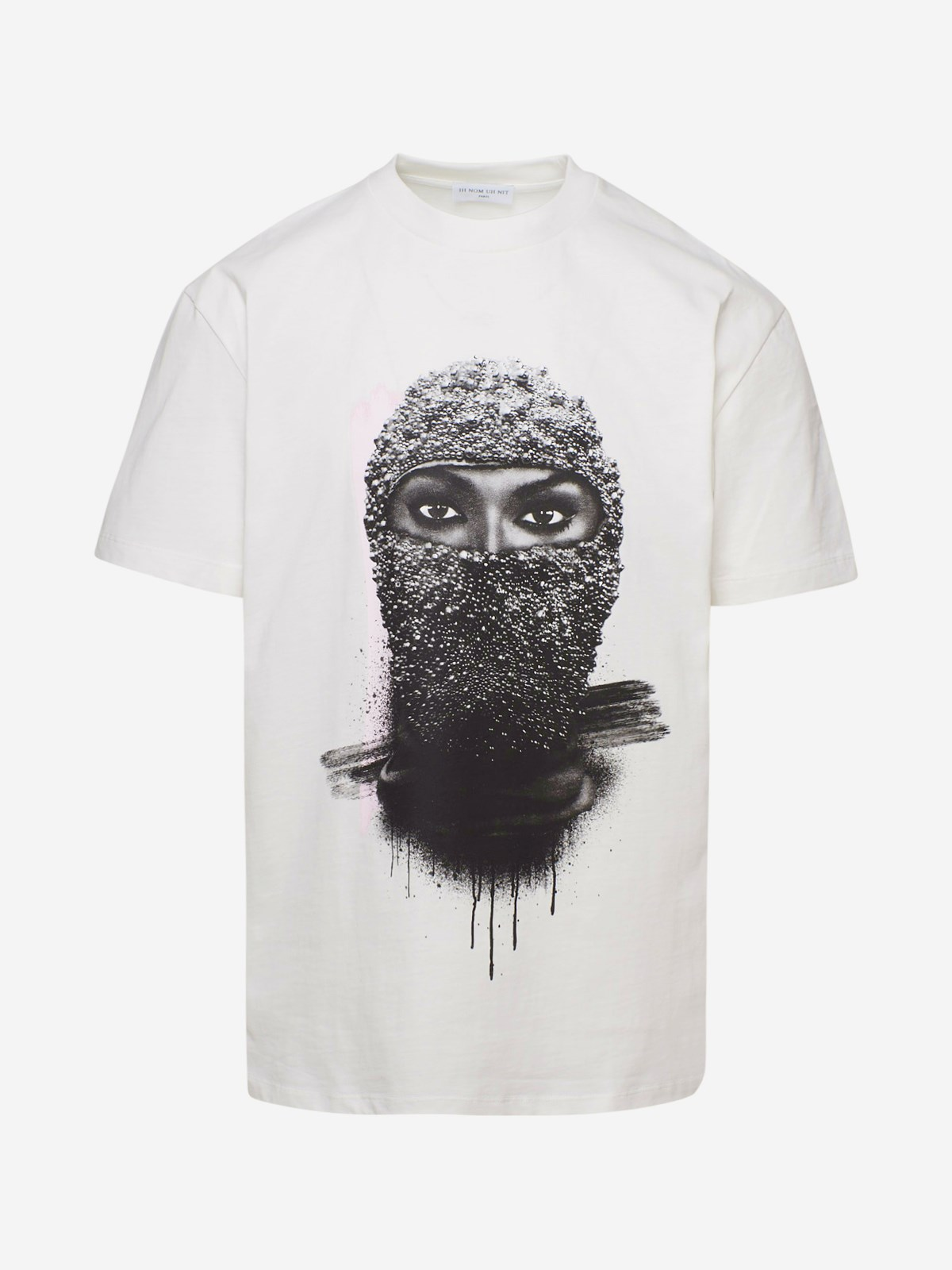 Ih Nom Uh Nit T-SHIRT WOMAN MASK BIANCA