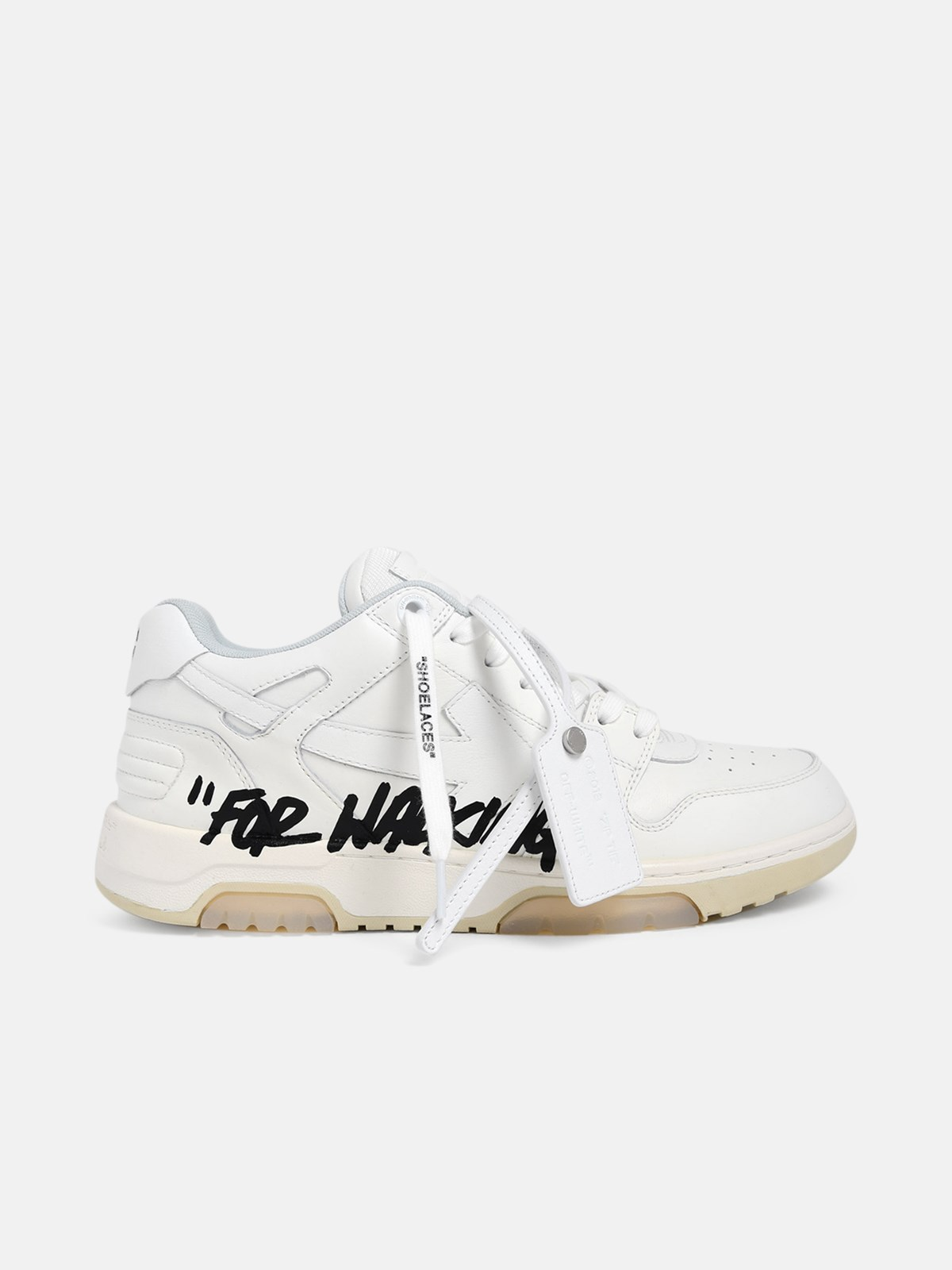 Off-White SNEAKER OUT OF OFFICE BIANCA
