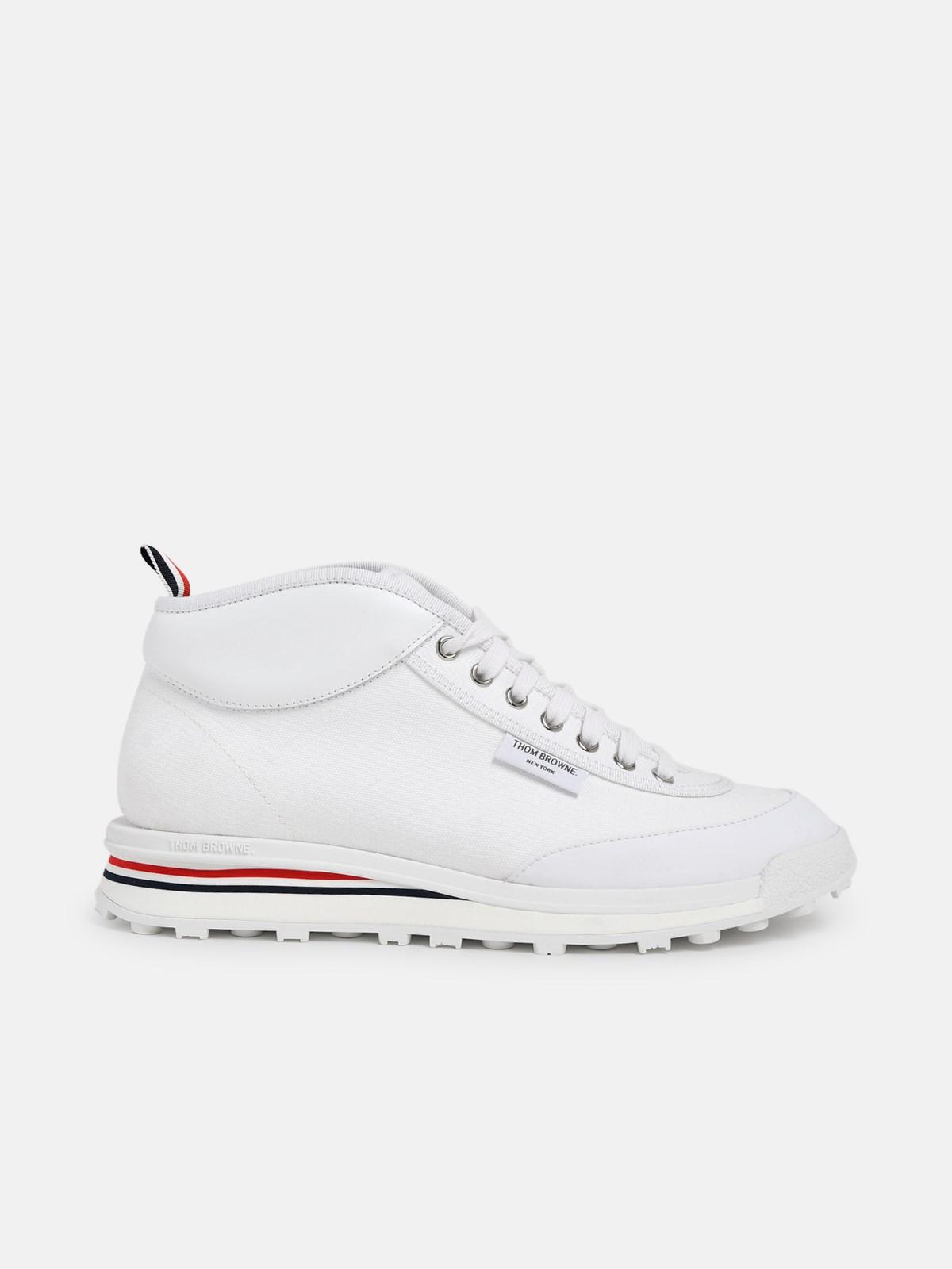 Thom Browne Shoes SNEAKER ALTA BIANCA