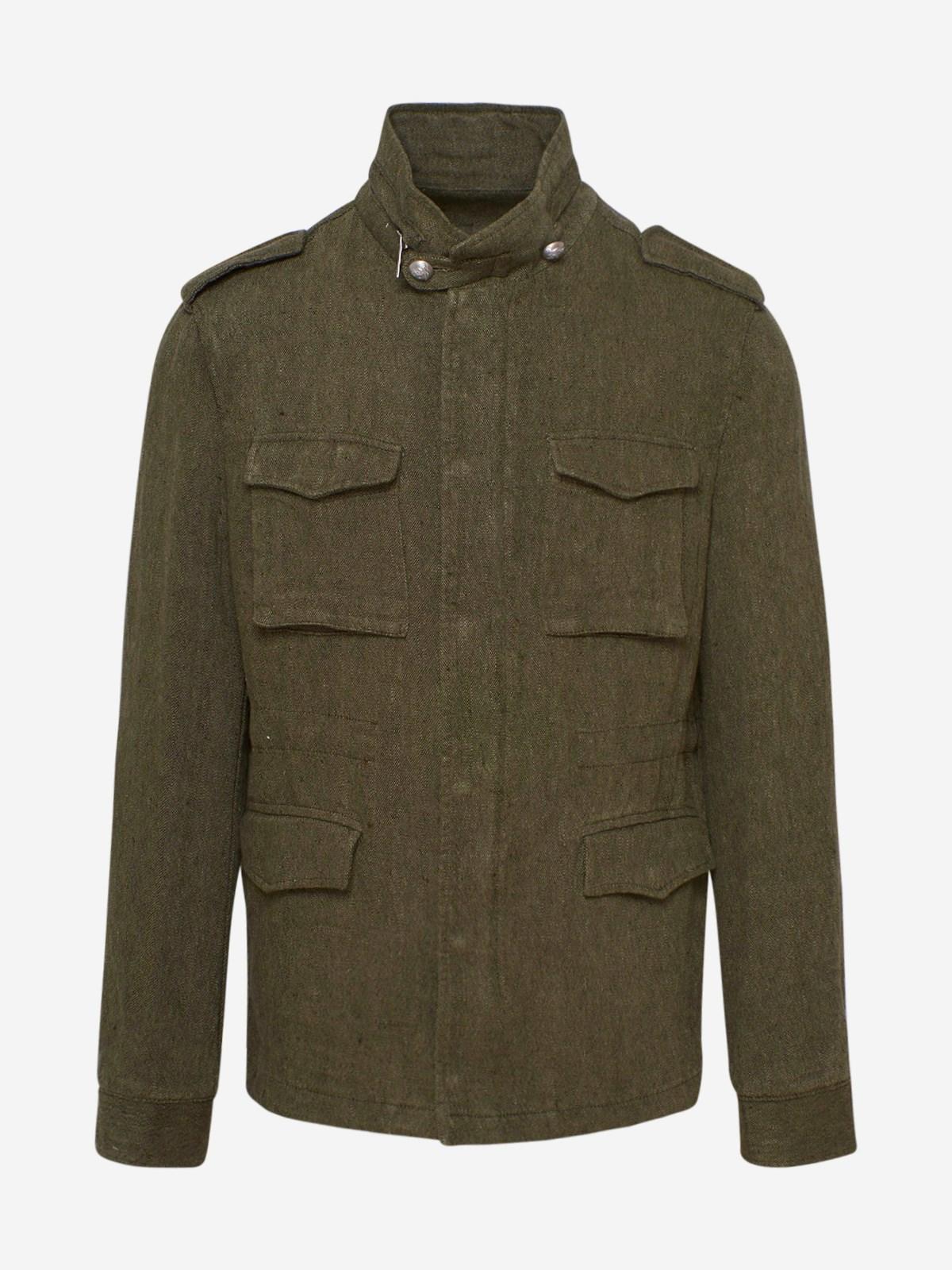 Brian Dales Clothing GREEN JACKET