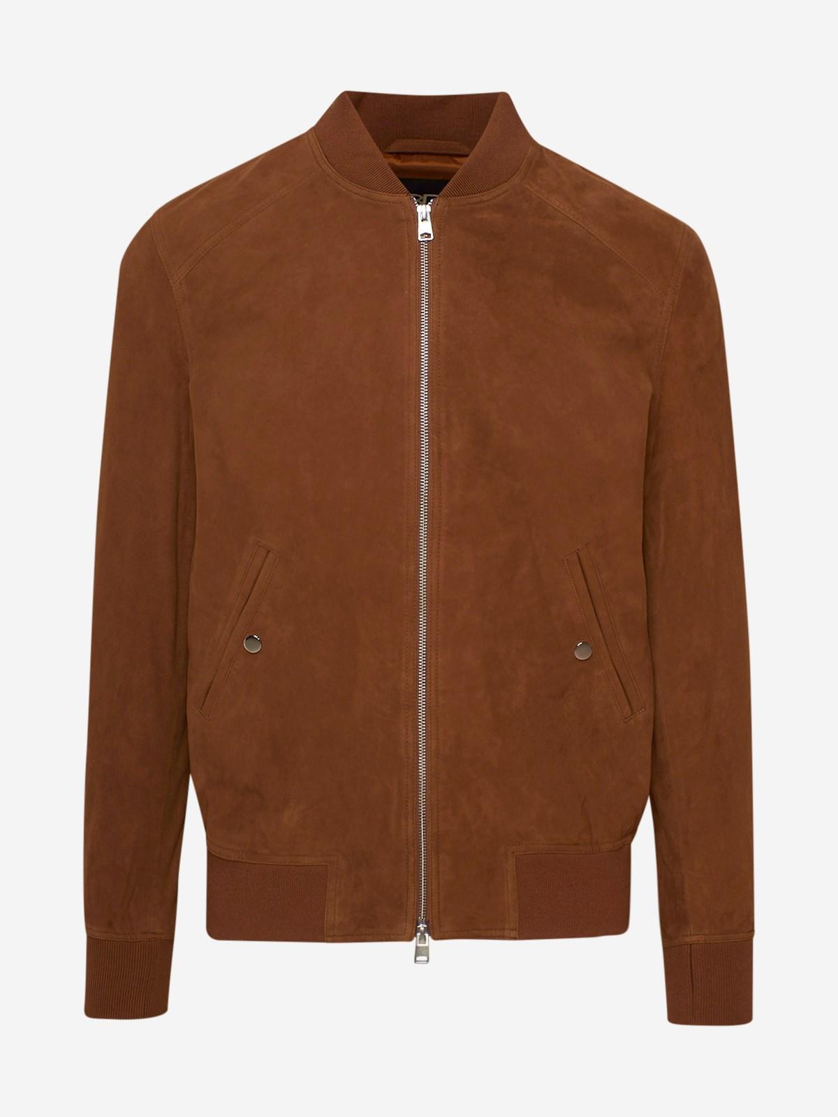 Brian Dales Clothing BROWN JACKET