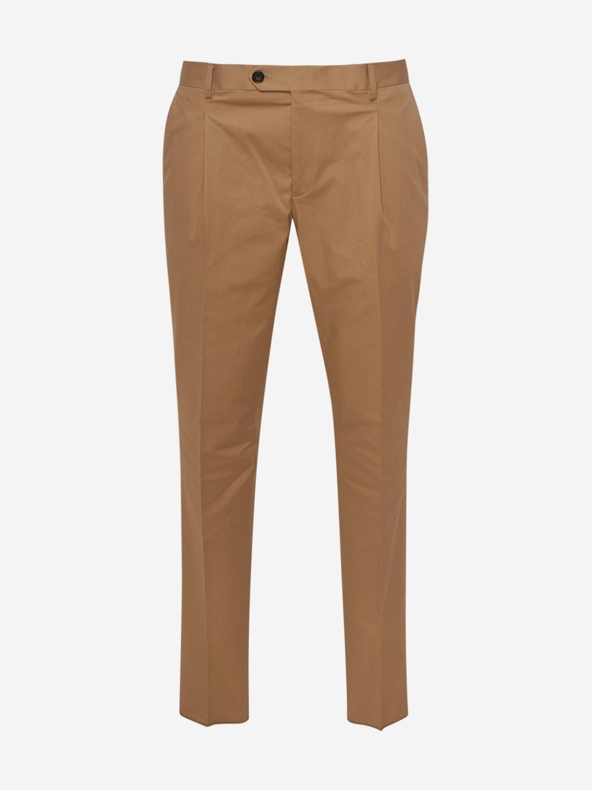 Brian Dales Pants BEIGE PANTS