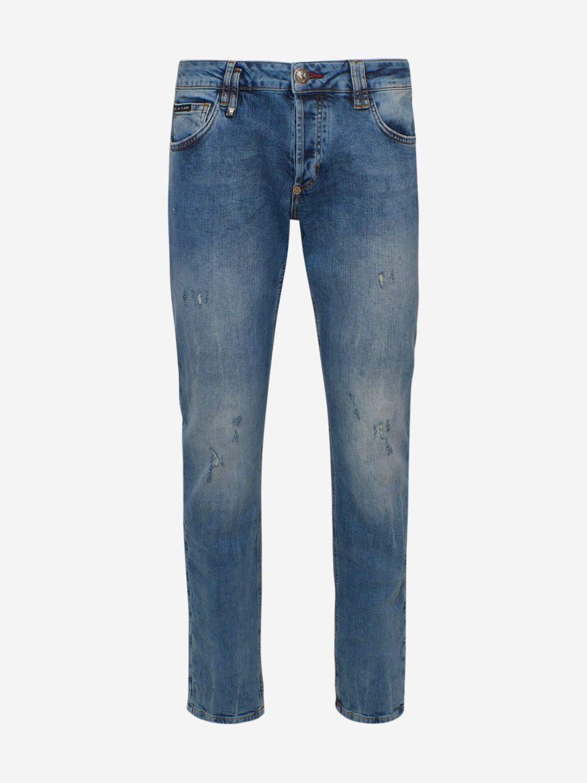 Philipp Plein Jeans BLUE JEANS