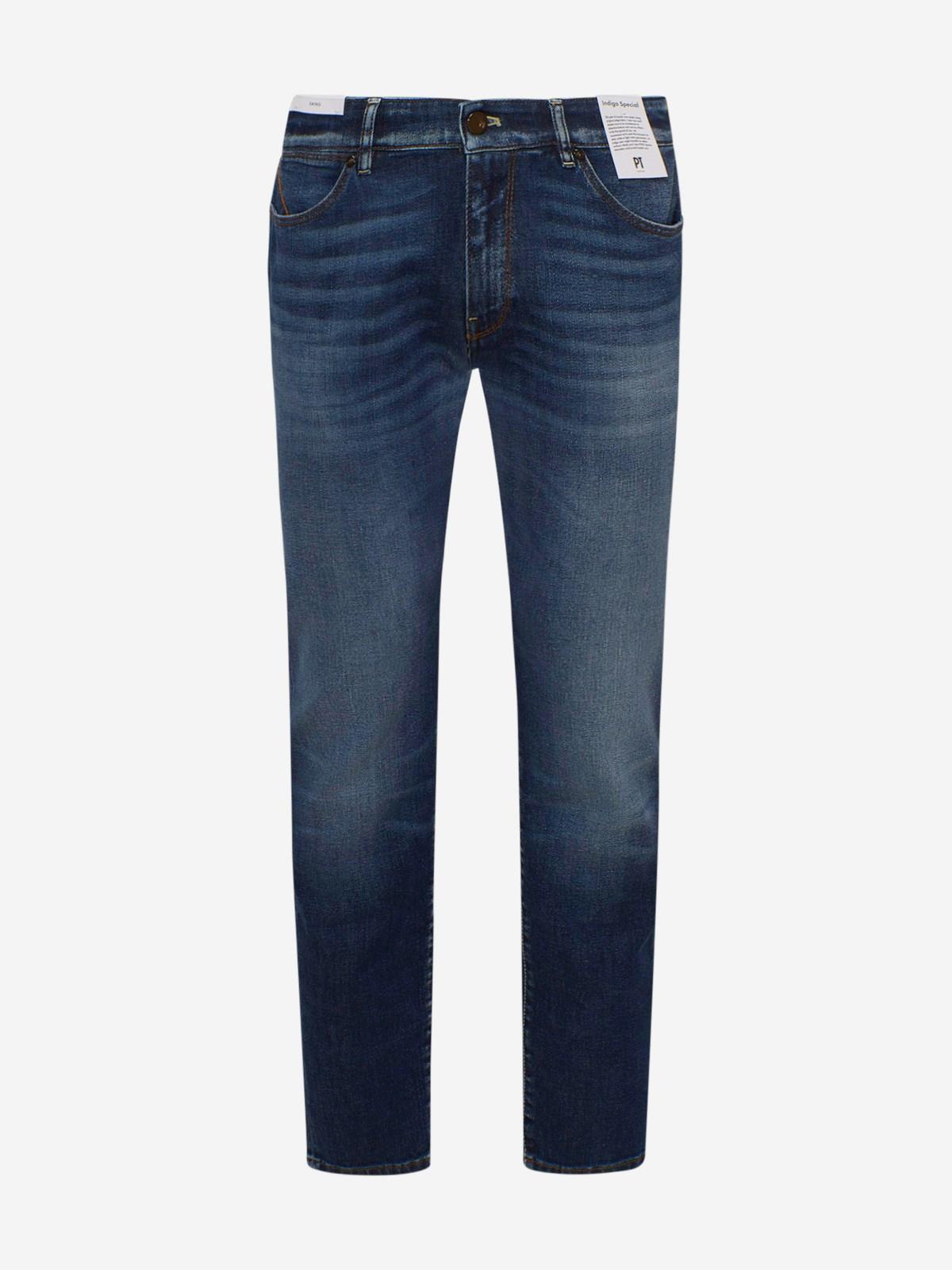 Pt05 Jeans BLUE SUPER SLIM JEANS