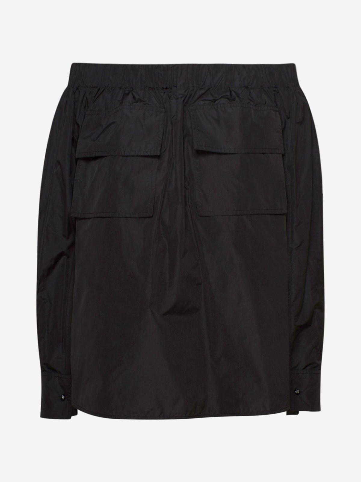 Max Mara Shirts BLACK LOSANNA TOP
