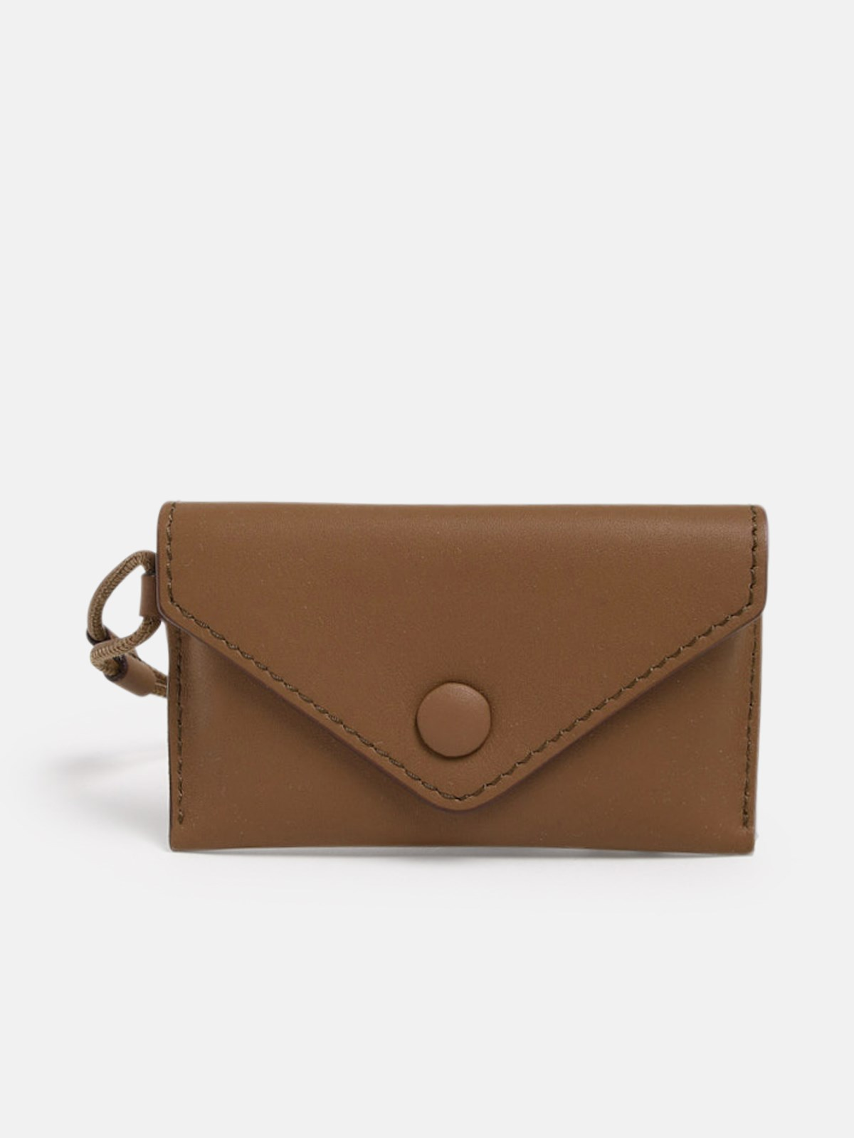 Max Mara BROWN DULA CARD HOLDER