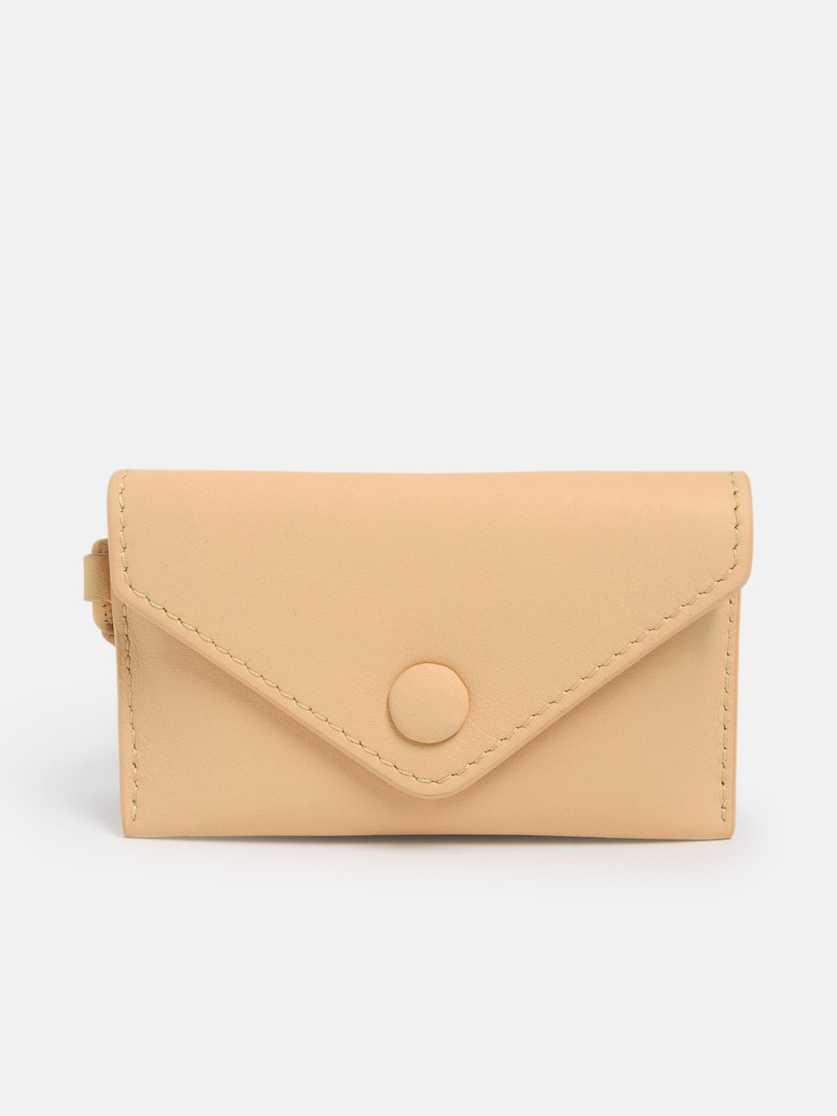 Max Mara BEIGE DULA CARD HOLDER