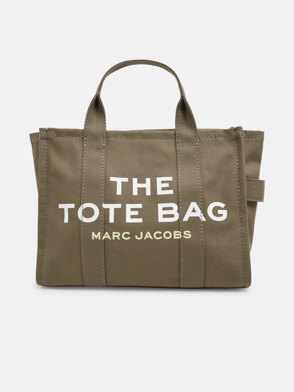 Marc Jacobs (the) Borsa Traveler Piccola Verde In Green