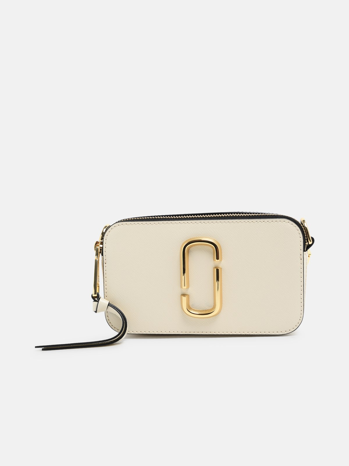 Marc Jacobs (the) Tracolla Snapshot Crema In White