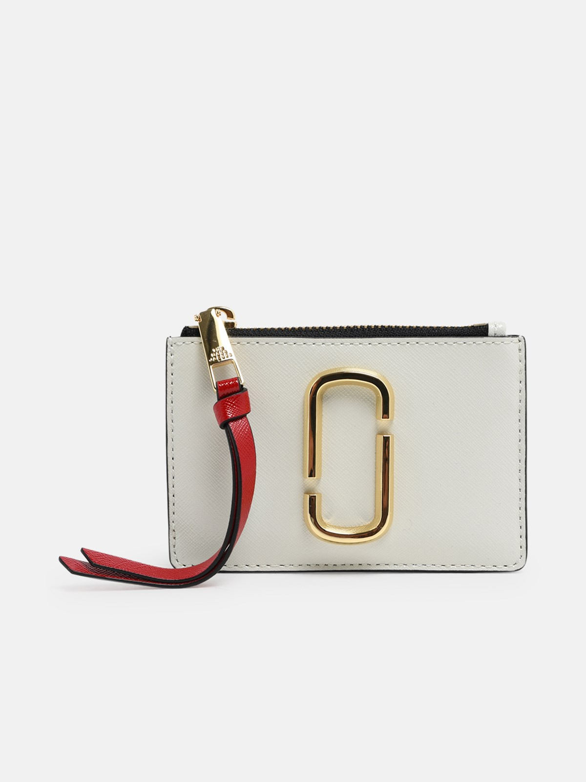 Marc Jacobs (the) Multicolor And White Mini Wallet With Keyring